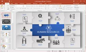 Office Powerpoint Template HR PowerPoint Template 21