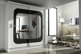 bedroom furniture wardrobes sliding doors. brand new chelsea 2 door mirror sliding wardrobe bedroom furniture whteblk wardrobes doors