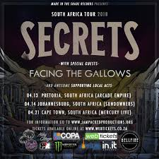 Hardcore south africa info