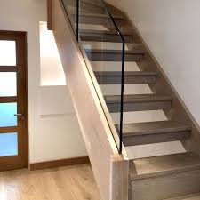 open tread stairs. Modren Stairs Open  Throughout Tread Stairs E