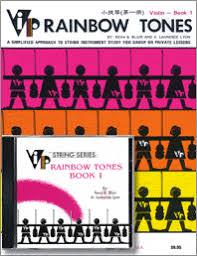 Rainbow Tones Book 1