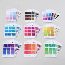 Colour Cardsl
