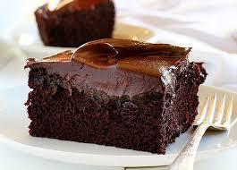 Chocolate Craving Cake i am baker