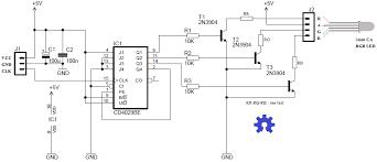 layman s rgb led module circuit rgb led circuit