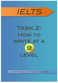 ielts essay writing books pdf   writingessay writing on books  higgins r t ielts task  how to write at a  level