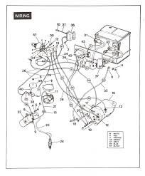 1985 club car 36 volt wiring diagram wiring diagram libraries 36 volt ez go golf cart wiring diagram u2014 daytonva150wiring diagrams club car electrical diagram
