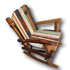 rustic wooden rocking chairs. Interesting Wooden Image 0 To Rustic Wooden Rocking Chairs O