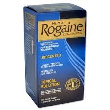 rogaine blood pressure