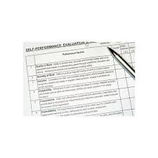 Learn How To Complete An Employee Self Evaluation
