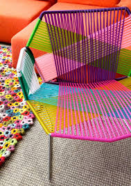 woven metal furniture. keep your head up the colors are beautiful woven metal furniture c
