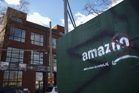 amazon announced thursday that it has canceled plans to build a new second headquarters in queens new york following extensive pushback from local