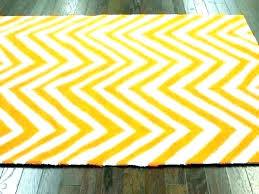 yellow and gray chevron rug rugs orange white outdoor chev
