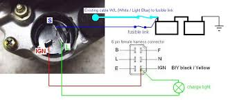 isuzu alternator wiring diagram isuzu wiring diagrams online isuzu bighorn wiring diagram