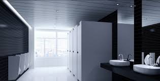 office bathroom decor. Office Bathroom Design For Exemplary Guest Goodly Ideas Decor T