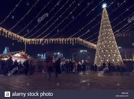 Christmas Lights St Albans 2018 Carols And Lights Stock Photos Carols And Lights Stock