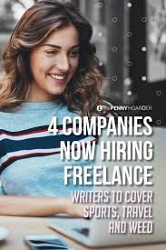1000 ideas about writing jobs writing sites lance writing jobs can be redundant but these four companies are hiring people to write