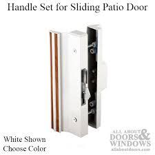 handle set patio door standard handle height choose color