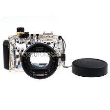 40M Waterproof Underwater Housing Hard Case Bag for Canon ...