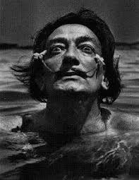 salvador dali biography art and analysis of works the art story salvador dali his decorated moustache photo by jean dieuzaide 1953