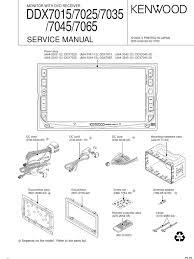 wiring diagram for kenwood ddx7015 wiring image kenwood ddx7025 service manual on wiring diagram for kenwood ddx7015