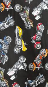 14 best Motorcycle fabric images on Pinterest | Cotton ... & 100% cotton Quilting fabric by the 1/2 yard motorcycle biker HD hog Rich Adamdwight.com