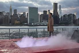 Mika Charts In A Queens Park Art Rises From The Mist Wsj