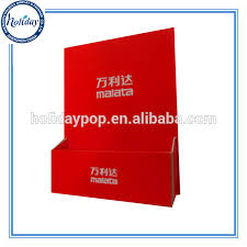 Cardboard Book Display Stands Custom Promotion Cardboard Book Display StandTabletop Book 95