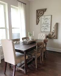 large wall decor ideas dining room gray walls on large