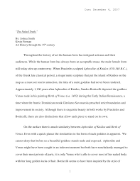 comparison contrast essay the writing center  comparison contrast essay