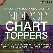 Amazon World Music Charts Celebrating World Music Day With Indipop Chart Toppers By