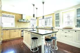 gray frosted glass backsplash stainless steel table