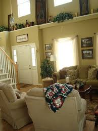Interior Decorated Living Rooms