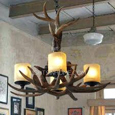 diy antler chandelier making high end glass shade deer chandeliers p at antler chandelier diy making deer