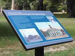 Interpretive Signs Timely Signs Of Kingston Inc Timely