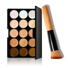 luxury brand makeup set kit women makeup cosmetic contour concealer palette 15 color korean trendy make