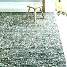 natural hand woven chunky loop jute rug dunelm chunky wool and jute rug pebble zoom mini with fringe