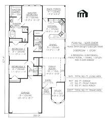 elegant house plans with garage in back or rear entry narrow lot lake