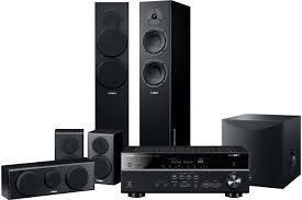 yamaha home theater speakers. yamaha inception 501.1 surround sound system home theater speakers c