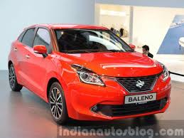 Maruti Baleno Dimensions Maruti Baleno 5 Things We Know