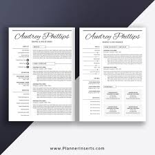 Resume Modern Format Professional Simple Resume Template Word 2020 Cover Letter Editable Cv Template 1 3 Page Modern Resume Resume Icons Resume Fonts Resume