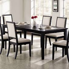 white dining set perfect table