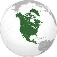 Северная Америка Википедия
