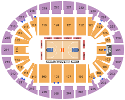 Snhu Arena Seating Chart Manchester