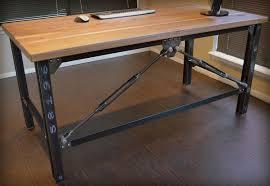 custom made office furniture. Custom Made Industrial Executive Desk Office Furniture