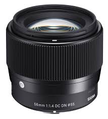 56mm F1 4 Dc Dn C For Ef M Mount