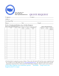 life insurance quote form unique life insurance quote form 17 quotesbae