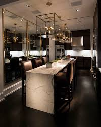 Luxury Modern Kitchen Designs Model Awesome Decorating Design