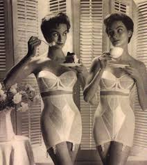 Woman's lingerie from 1950 1970