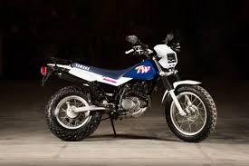 yamaha tw200 bike build improving the