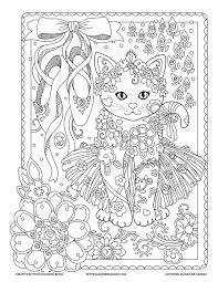 coloring pages kittens 538 best coloring images on